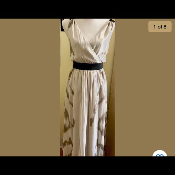 Express Dresses & Skirts - Express Maxi Dress Size S. Stretches At Waist